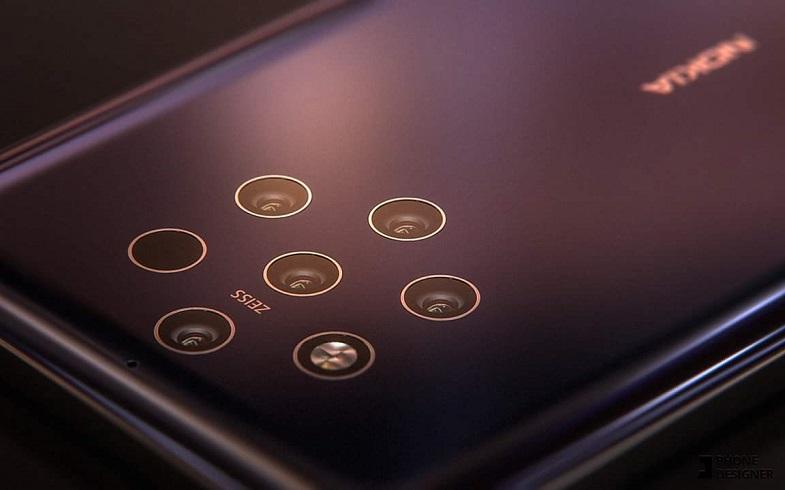 Nokia 9, 5 kamera ve ilginç düzeni ile sızdırıldı!