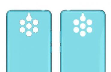 Nokia 9'un 5 kamerası için kılıf hazır!