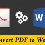 PDF'ler Acrobat'tan Word'e nasıl aktarılır?