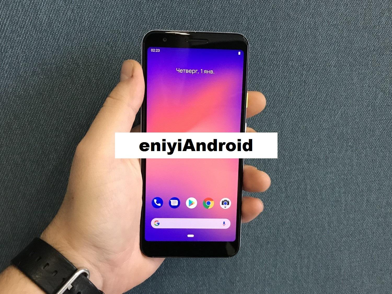 Google'da orta segment 'Pixel 3 Lite' ile tanışın