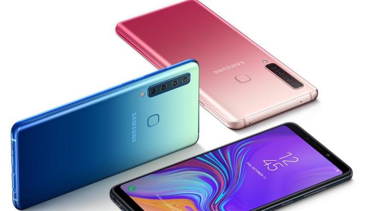 Samsung Galaxy yeni modelde 6 kamera ve 5g desteği sunacak!