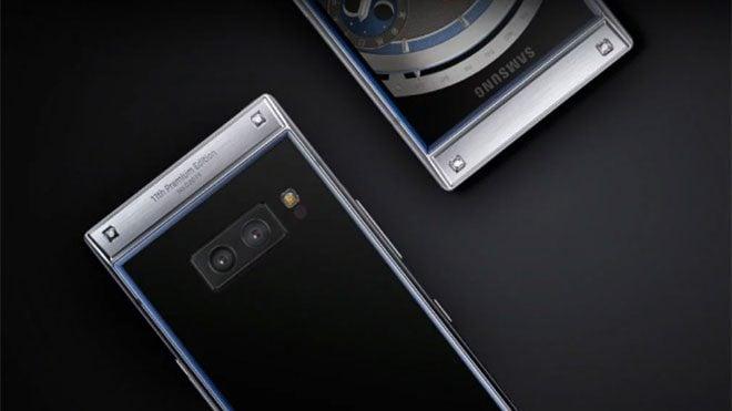 Karşınızda Samsung Galaxy W2019