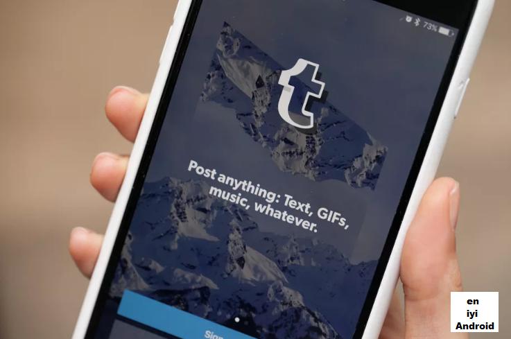 Tumblr, çocuk pornografisi sorunları nedeniyle App Store'dan kaldırıldı!