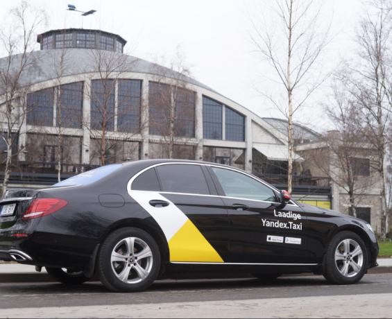 Yandex.Taxi'ye muhteşem bir özellik daha eklendi!