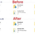 Windows 10'daki sistem yazı tipinden sıkıldınız mı?