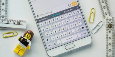 En iyi Android klavyeleri