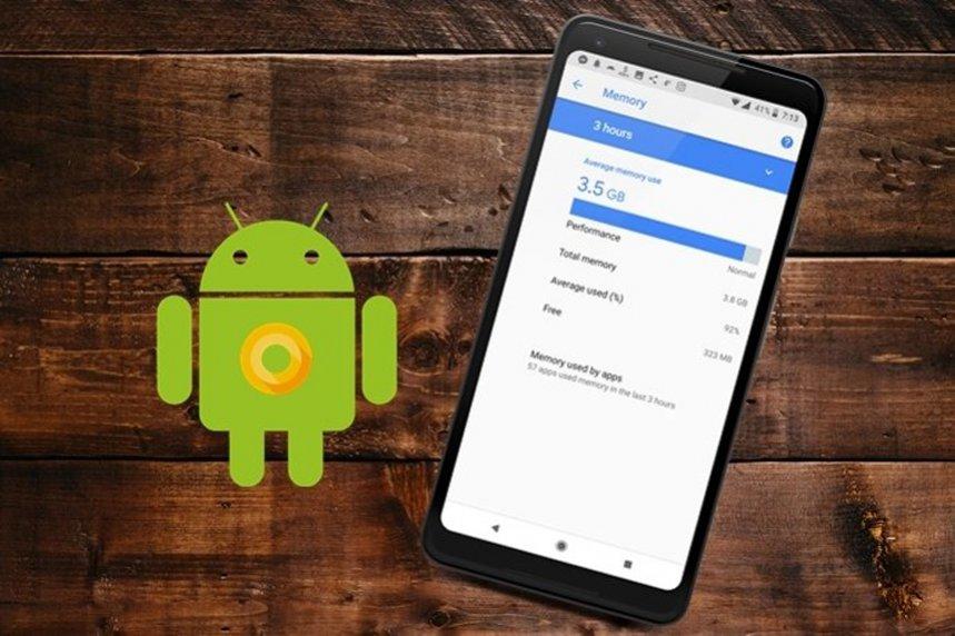 Android'de RAM kullanımını görüntüleme ve uygulamaları kapatma