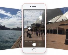 Facebook'ta 360 derecelik fotoğrafları nasıl çekebilirsiniz?