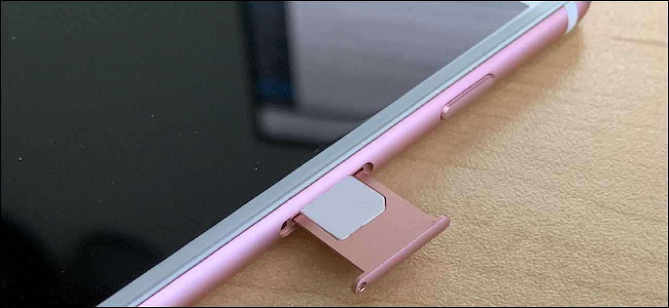 İPhone'da SIM kartını nasıl çıkarıp takabilirsiniz?