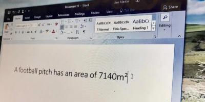 Klavyede kare² işaretini  nasıl yapabilirsiniz?
