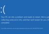 Windows 10 mavi ekran sorunlarını nasıl düzeltebilirsiniz?