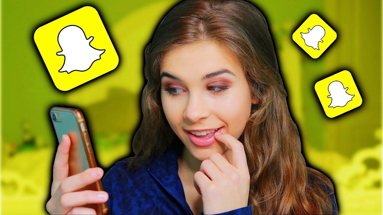 Snapchat mesajlarını nasıl silebilirsiniz?