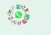 Yeni Yıl WhatsApp Sticker'larını Nasıl Oluşturabilirsiniz?
