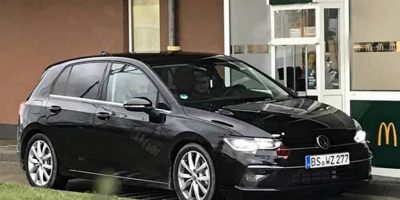 2020 model Volkswagen Golf 8 görüldü!