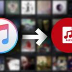 iTunes Şarkılar MP3'e Nasıl Dönüştürülür?