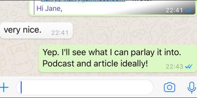 WhatsApp'ta Sohbet Arka Planı Nasıl Değiştirilir?