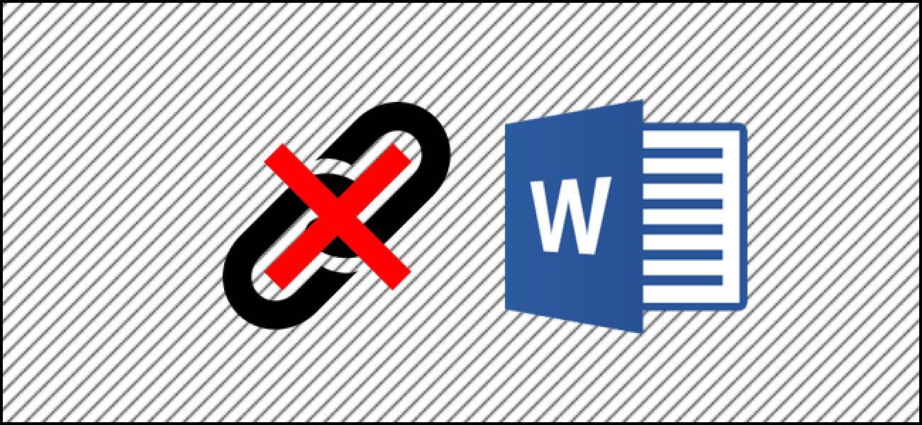 Microsoft Word'de Otomatik Köprüler Nasıl Devre Dışı Bırakılır?