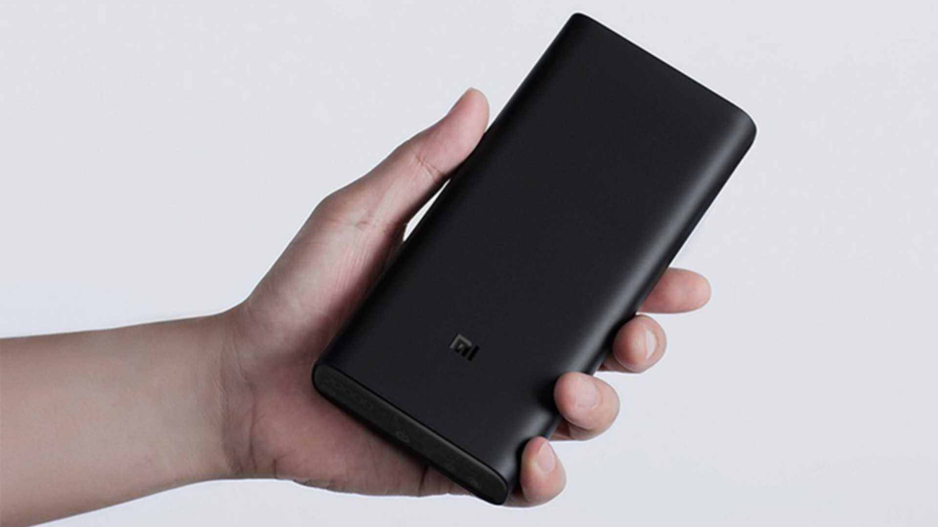 Xiaomi, 45W'a kadar şarj desteği veren Power Bank tanıttı!