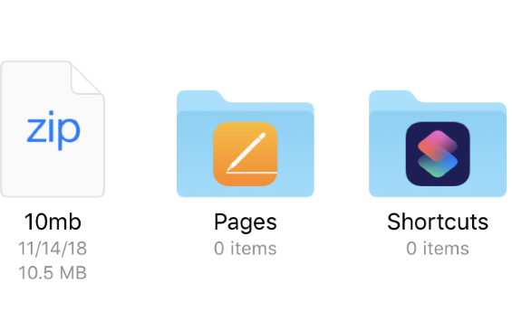 Bir Zip Dosyasını iPhone veya iPad'in Dosyalar Uygulamasıyla Nasıl Açarsınız?