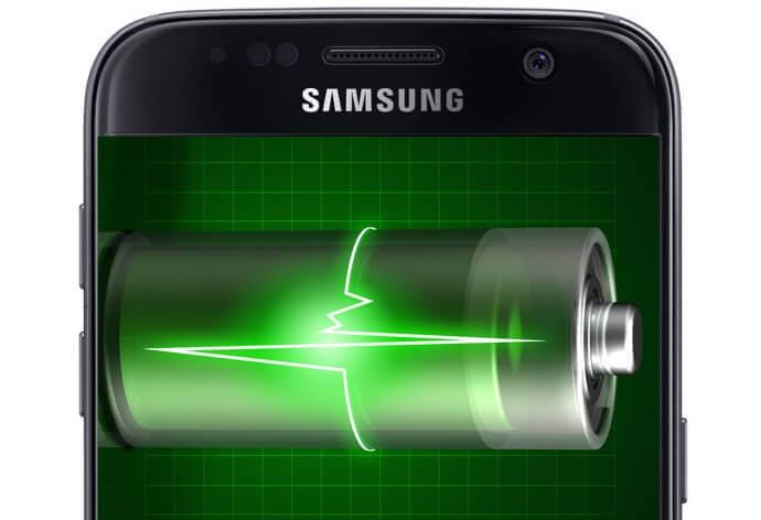 Samsung hızlı şarj özelliği açma