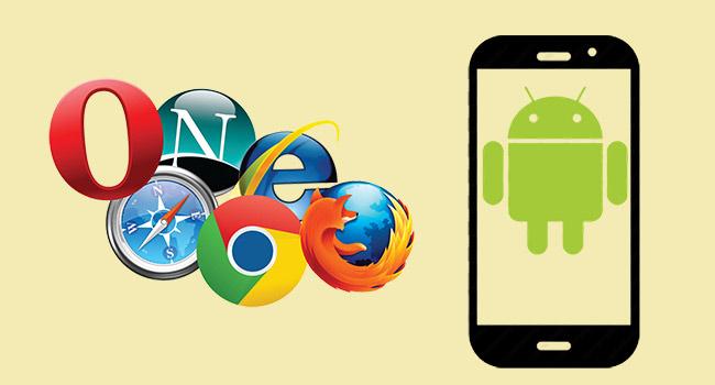 Android varsayılan tarayıcı değiştirme 2019