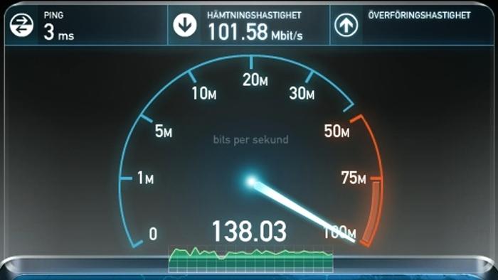 Web bağlantı hızı nasıl test edilir?