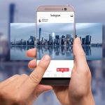 Instagram'da panoramik 360 derece fotoğraf oluşturma
