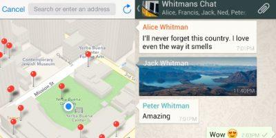 Android / iPhone'da WhatsApp'ta Sahte Konum Nasıl Gönderilir