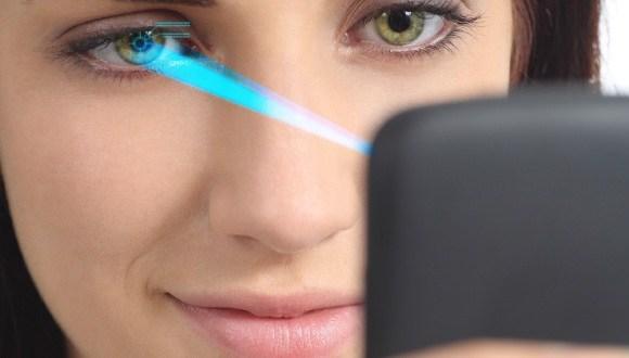 Telefon Göz Tarayıcıları Zararlı Mı?