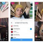 Instagram'da Karşılıklı Canlı Yayın Açma İşlemi