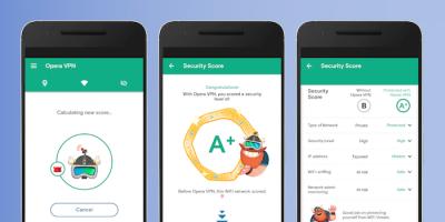 Android Opera VPN Kullanımı 2019