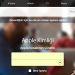 Apple kimliği oluşturma tarihi