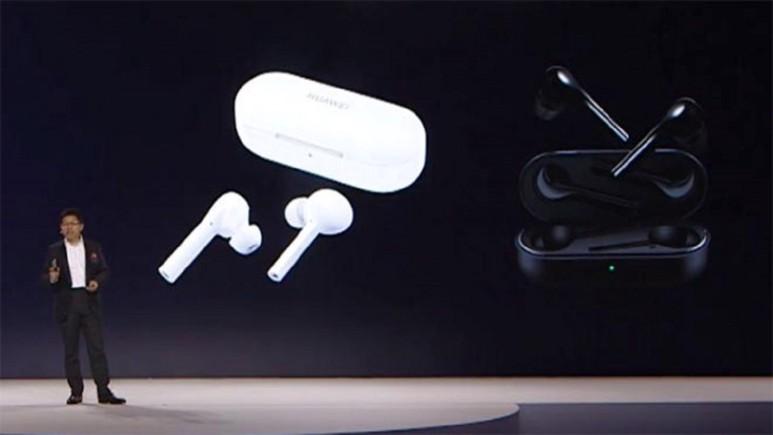Huawei'den FreeBuds Lite kablosuz kulaklık çok iddialı!