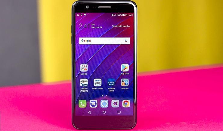 LG K30 Sıfırlama İşlemi