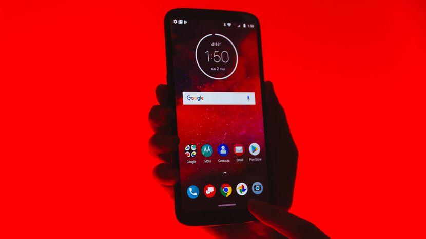 Motorola Moto Z3 format atma