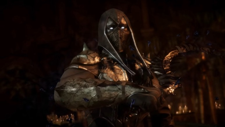 Mortal Kombat 11 Noob Saibot fragmanı 2019
