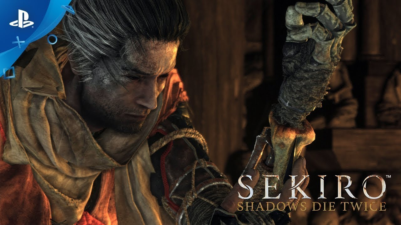 Sekiro: Shadow Die Twice kısa sürede büyük ses getirdi!