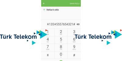Türk Telekom ödemeli arama kodu 2019
