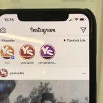 Instagram ekran görüntüsü çekerken bildirim engelleme