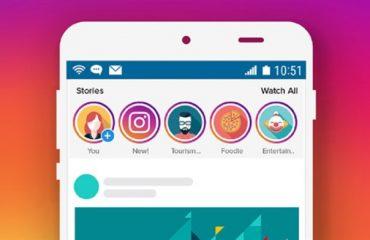 Instagram hikayelerini Facebook'ta paylaşma