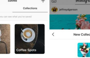 Instagram koleksiyon oluşturma ve silme