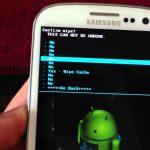 Samsung Galaxy A8s Format Atma Ve Sıfırlama