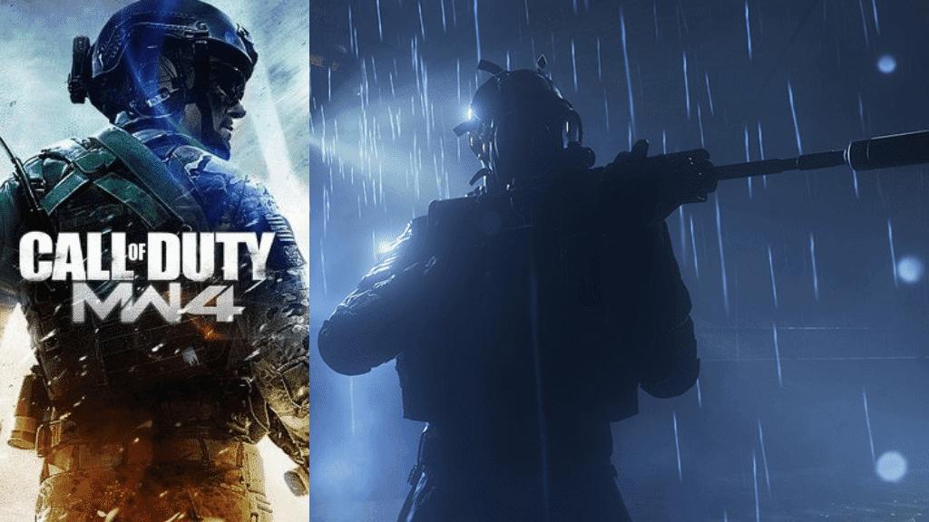 Call of Duty Modern Warfare 4 için ilk ışık yandı!