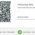 WhatsApp QR kodu okumuyor 2019