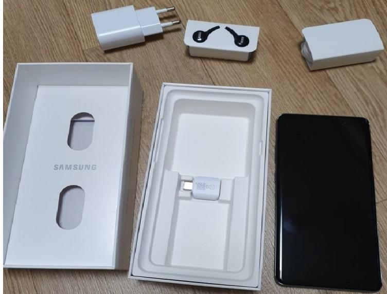 Galaxy S10 5G modeli kutusundan çıktı!