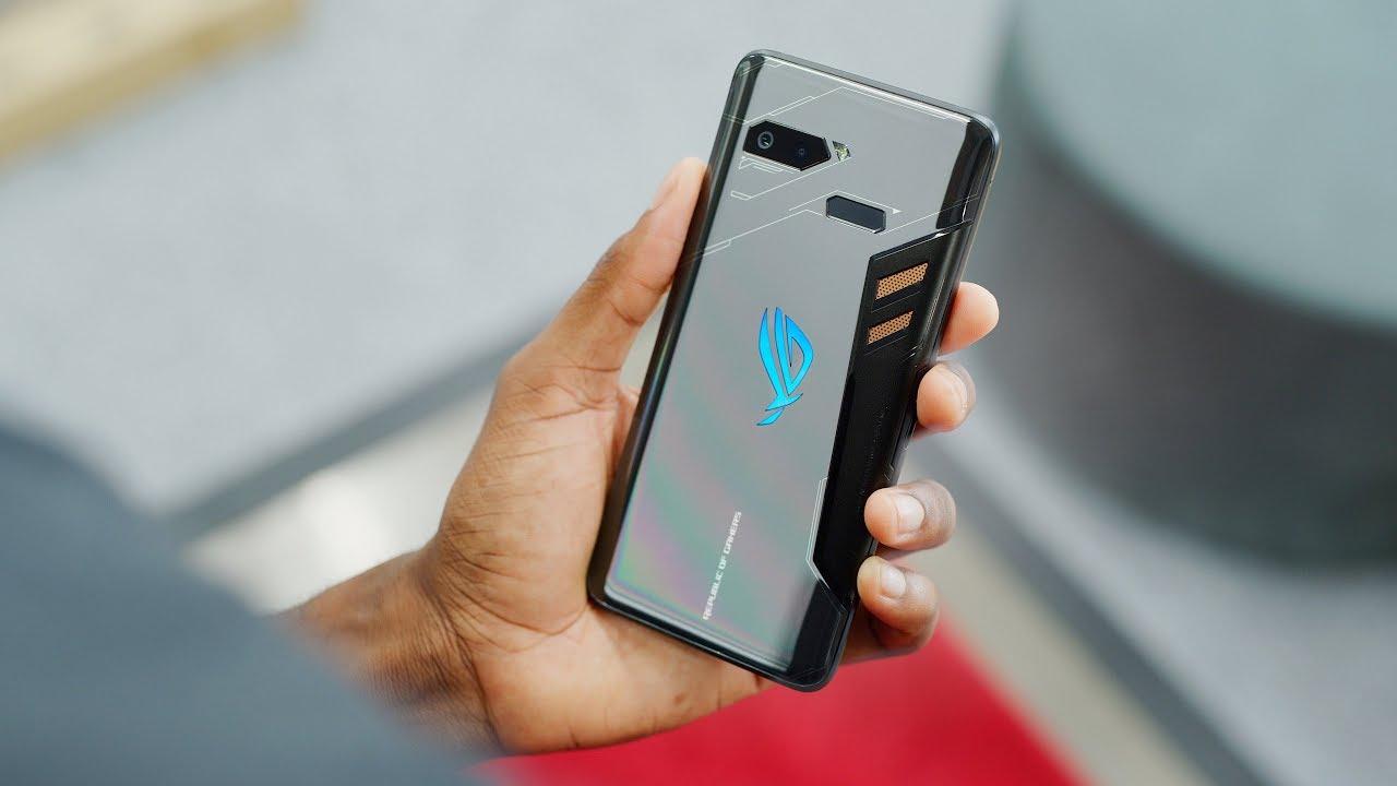 Asus ROG Phone 2 yakında tanıtılacak!