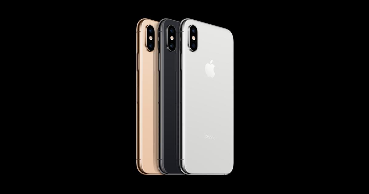iPhone Xs Ekran Boyut Oranları