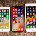 iPhone X ve iPhone 8 ekran görüntüsü çekme