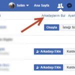 Facebook Dondurulmuş Hesapları Tespit Etme İşlemi