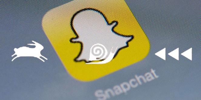 SnapChat'te Hızlı Çekim Yapma